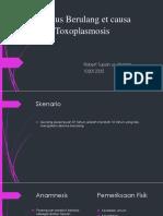 Blok 12 Rober Tupan (Abortus Berulang Et Causa Toxoplasmosis)