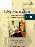 Catalogo DiversabilArte 2009