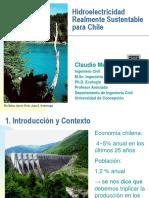 Hidroelectricidad Sustentable Corto
