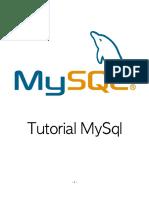 Tutorial Completo MySql