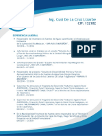 CV CusiDeLaCruz