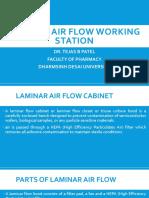 Leminar Air Flow