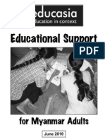 Educasia Leaflet