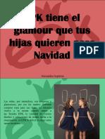 Alexandra Azpúrua - EPK Tiene El Glamour Que Tus HijasQuieren Para Navidad
