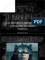 Lope Hernán Chacón - Los Mejores Libros Sobre Casas Encantadas, Parte I