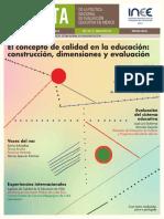 Gaceta de la Política Nacional de Evaluación Educativa en México No. 10_español