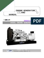 Generator Operation Manual