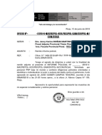 Informe l.q.r.r. Hurto Agravado