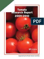 2010 Tomato Report
