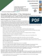 Ecology Factsheet