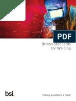 British Standards for Welding