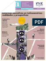 Gaceta de la Política de Evaluación Educativa en México No. 12_portugués