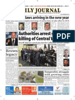 San Mateo Daily Journal 12-29-18 Edition