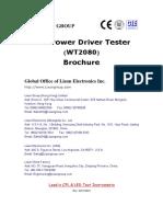 LED Power Driver Tester