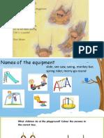 Poem At the Playground