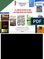 Cours 3 Le Processus de Metropolisation