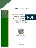 PlanDesarrolloLocal2007_2021DistritoSanMarcos