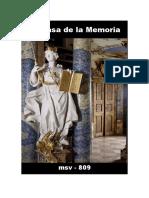 (msv-809) La Casa de La Memoria