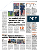 La Gazzetta Dello Sport 29-12-2018 - Serie B