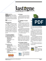 Bastogne Rules