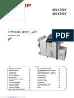 Technical Handy Guide mx4141n