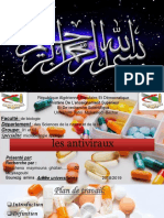 Hy Exposé Des Antiviraux
