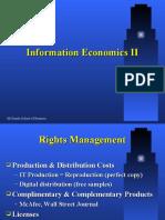 Info Economics 2