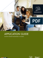 Application Guide 2010