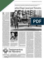 2018 El 'Huracán Carlos Hugo Pasó Por Navarra