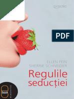 Regulile Seductiei - Ellen Fein, Sherrie Schneider - carte