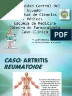 Artritis Reumatoide Expo