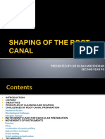 CLEANING AND SHAPING OF THE ROOT CANAL.pptx