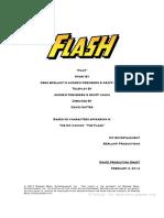 cw - the flash 1x01