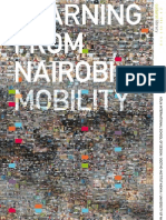 Learning from Nairobi (Extracts)