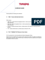 Transas Charts Service Guide
