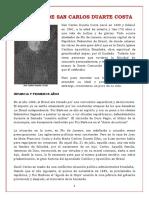 Biografia de San Carlos Duarte Costa