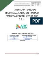 2. Reglamento de Arc Srl 2018-Final