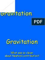 FfNewton and Gravitation