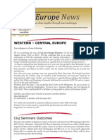 Pfi Europe Newsletter August 2010