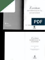 Escritura Academica en la Universidad.pdf