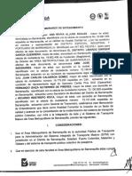 Plan estratégico para modernizar el transporte público masivo en Barranquilla