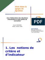 Form Inspect Pedag Integ Expose Evaluation 2 Maroc
