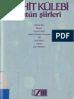 Cahit Külebi - Bütün Şiirleri-1998-278s