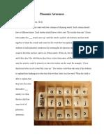 phonemic awareness pdf