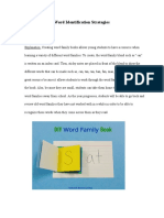 word identification strategies pdf