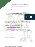 Acção-blogs Relatorio