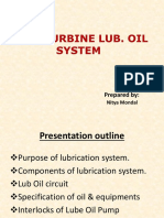 Lub Oil System Final