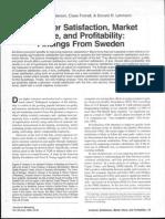 Customer Satisfaction, Market.pdf