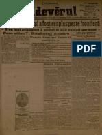 Adevărul, 29, Nr. 10632, 13 Octombrie 1916