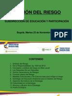 Gestion Del Riesgo 1